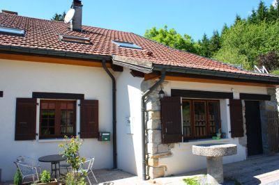 Дом в Верхней Савойе, Франция, 220 м2 - фото 1