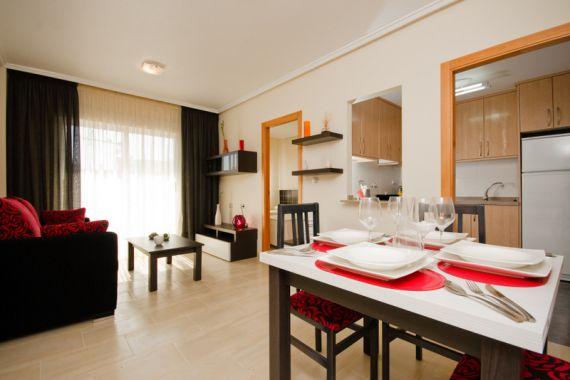 Апартаменты в Торревьехе, Испания, 84 м2 - фото 1