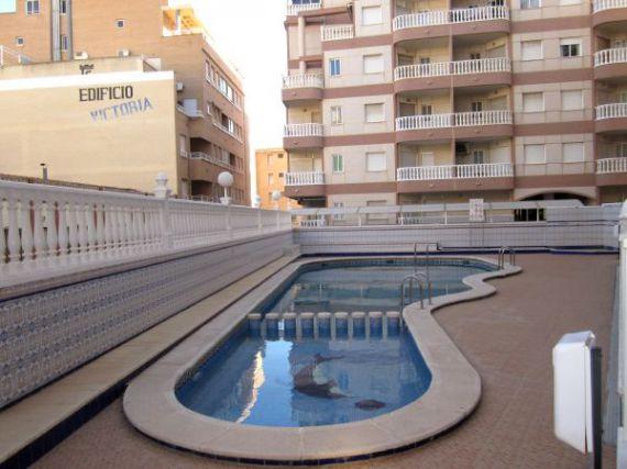 Апартаменты в Торревьехе, Испания, 61 м2 - фото 1