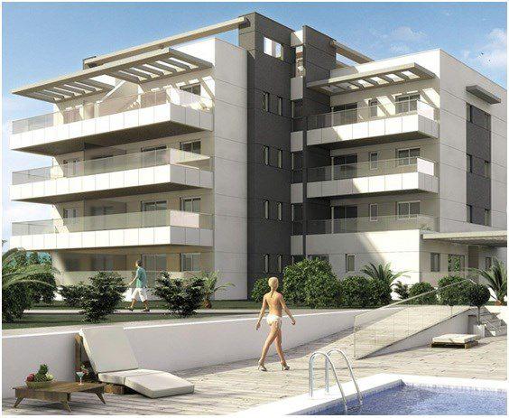 Апартаменты в Торревьехе, Испания, 92 м2 - фото 1