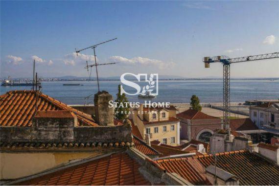 Квартира в Лиссабоне, Португалия, 60 м2 - фото 1