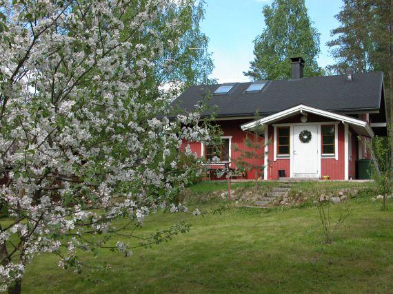 Коттедж в Руоколахти, Финляндия, 130 м2 - фото 1