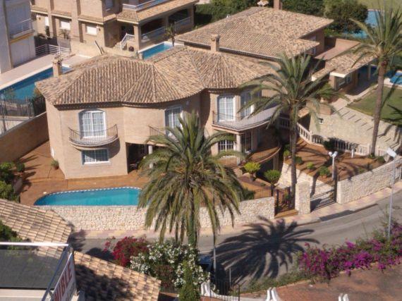 Вилла в Валенсии, Испания, 500 м2 - фото 1