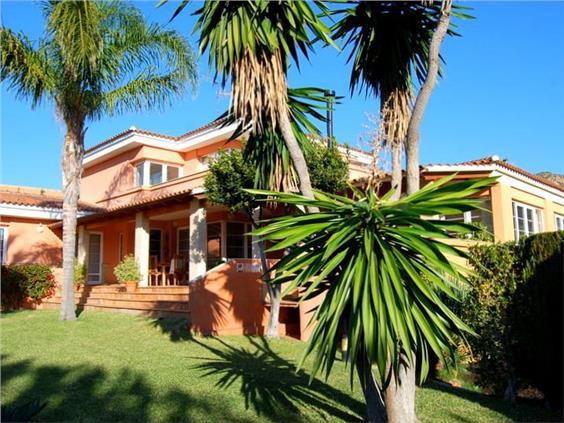 Дом в Валенсии, Испания, 1550 м2 - фото 1