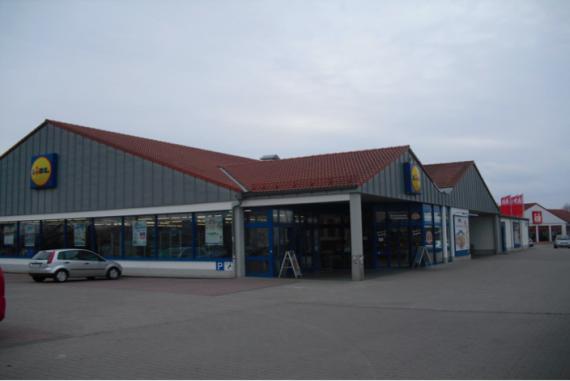 Магазин в Тюрингии, Германия, 2153 м2 - фото 1
