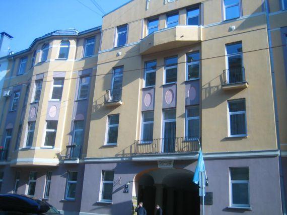 Апартаменты в Риге, Латвия, 200 м2 - фото 1