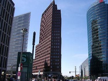 Отель, гостиница в Берлине, Германия, 1000 м2 - фото 1