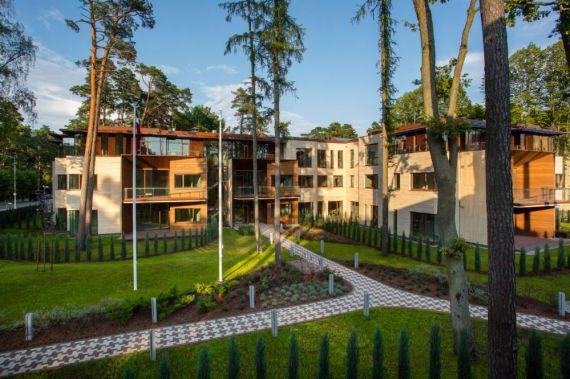Апартаменты в Юрмале, Латвия, 89 м2 - фото 1