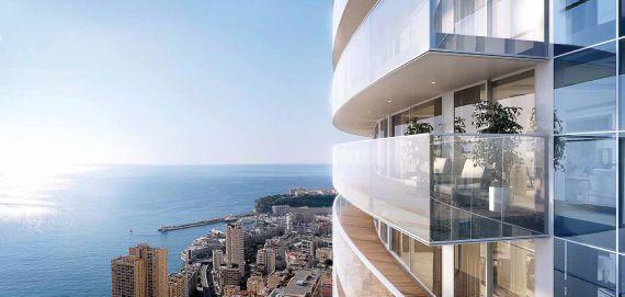 Апартаменты в Монако, Монако, 150 м2 - фото 1