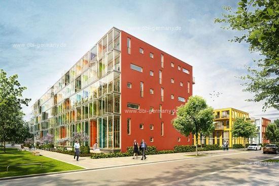 Апартаменты в Мюнхене, Германия, 22.6 м2 - фото 1