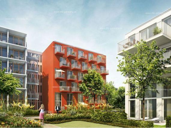 Апартаменты в Мюнхене, Германия, 22.4 м2 - фото 1