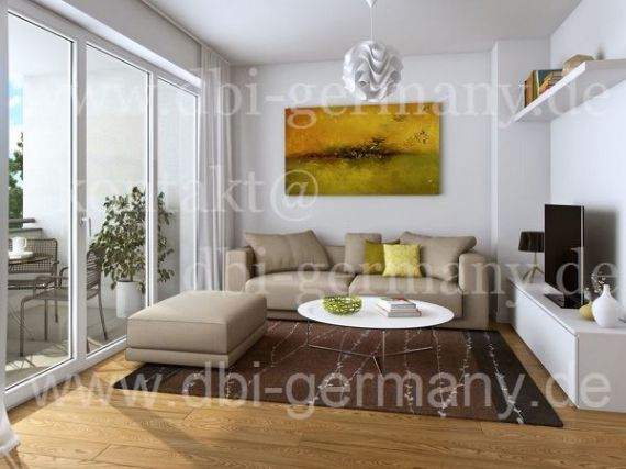 Квартира в Мюнхене, Германия, 52 м2 - фото 1