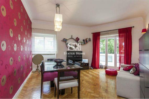 Квартира в Лиссабоне, Португалия, 175 м2 - фото 1