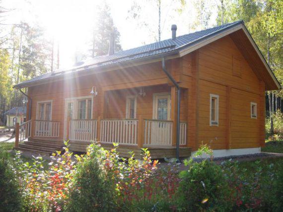 Коттедж в Коуволе, Финляндия, 87 м2 - фото 1