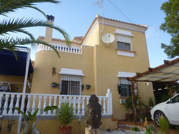Дом в Сан-Мигель де Салинас, Испания, 120 м2 - фото 1
