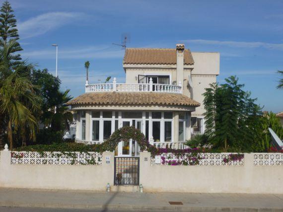 Дом в Ориуэла Коста, Испания, 140 м2 - фото 1