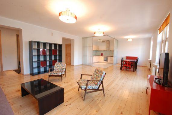 Апартаменты в Риге, Латвия, 112 м2 - фото 1
