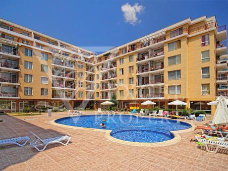 Квартира на Солнечном берегу, Болгария, 50 м2 - фото 1
