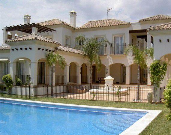 Вилла в Марбелье, Испания, 1204 м2 - фото 1