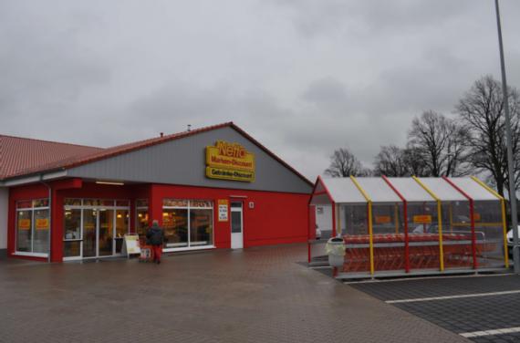 Магазин в Нижней Саксонии, Германия, 1450 м2 - фото 1