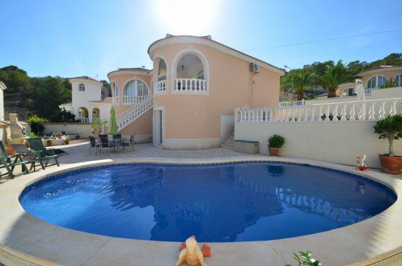 Дом в Сан-Мигель де Салинас, Испания, 282 м2 - фото 1