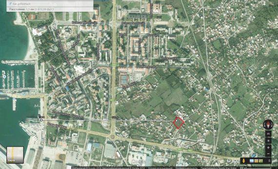 Земля в Баре, Черногория, 4700 м2 - фото 1