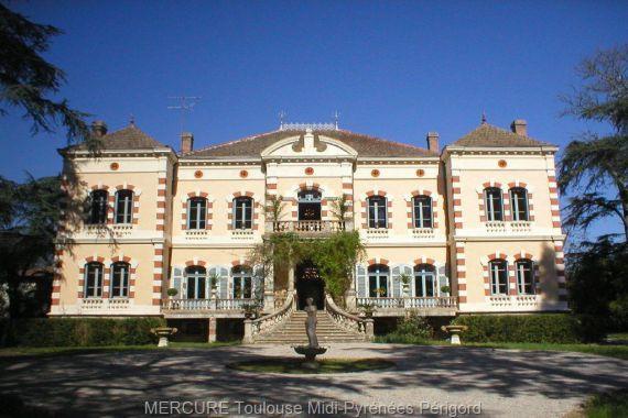 Замок в Тулузе, Франция, 2.8 Га - фото 1