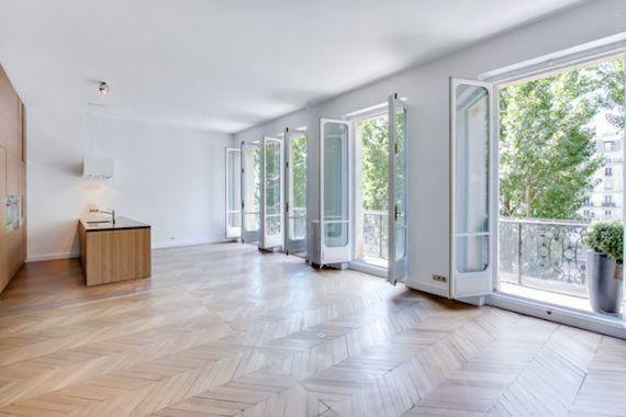 Апартаменты в Париже, Франция, 164 м2 - фото 1