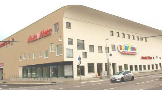Коммерческая недвижимость в Мюнхене, Германия, 11173 м2 - фото 1
