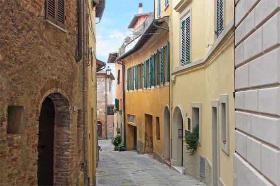 Квартира в Сиене, Италия, 135 м2 - фото 1
