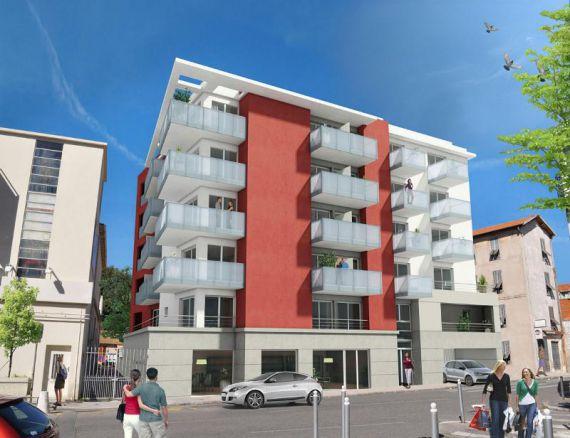Апартаменты в Ницце, Франция, 23 м2 - фото 1