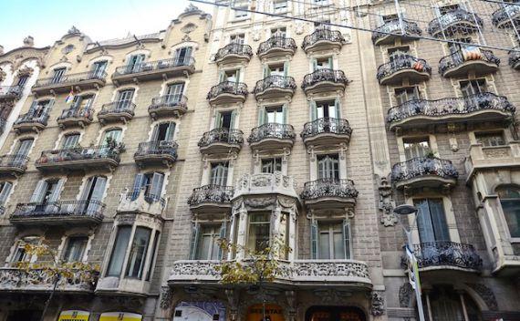 Апартаменты в Барселоне, Испания, 260 м2 - фото 1