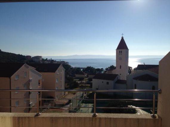 Апартаменты в Башка-Воде, Хорватия, 92 м2 - фото 1