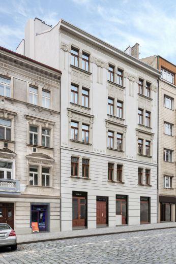 Квартира в Праге, Чехия, 45.5 м2 - фото 1