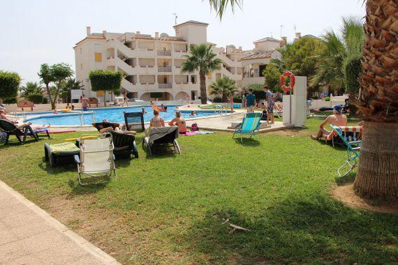 Квартира в Ориуэла Коста, Испания, 98 м2 - фото 1