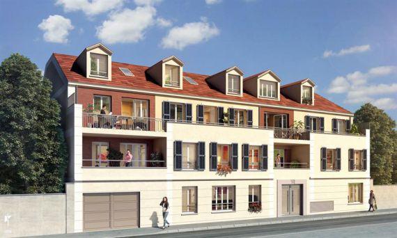 Апартаменты в Париже, Франция, 90 м2 - фото 1