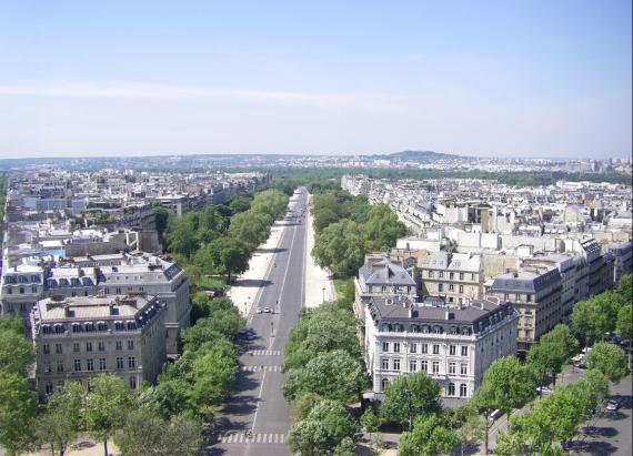 Апартаменты в Париже, Франция, 118 м2 - фото 1