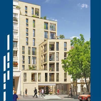 Апартаменты в Париже, Франция, 32 м2 - фото 1