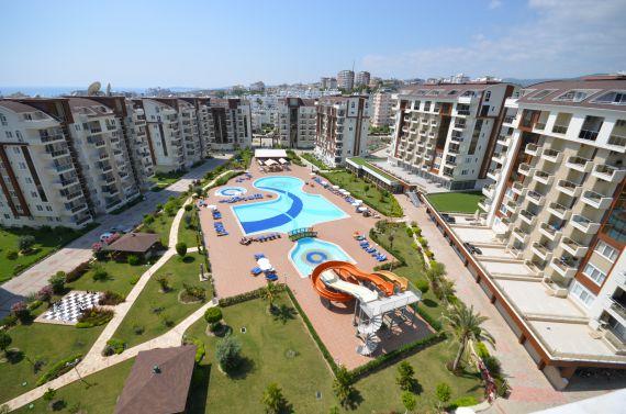 Пентхаус в Аланье, Турция, 130 м2 - фото 1