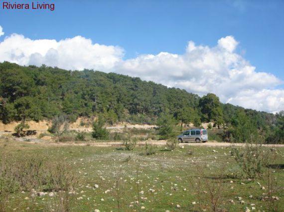 Земля в Аланье, Турция, 1320 м2 - фото 1