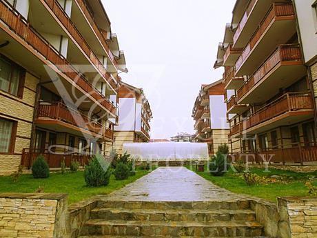 Квартира в Банско, Болгария, 42 м2 - фото 1