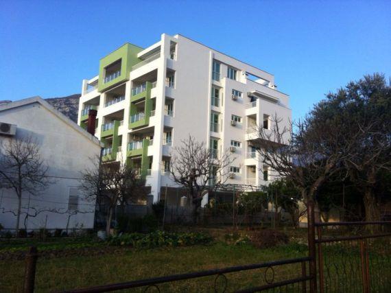 Квартира в Шушани, Черногория, 47 м2 - фото 1