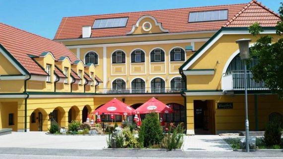 Отель, гостиница в Нижней Австрии, Австрия, 1600 м2 - фото 1
