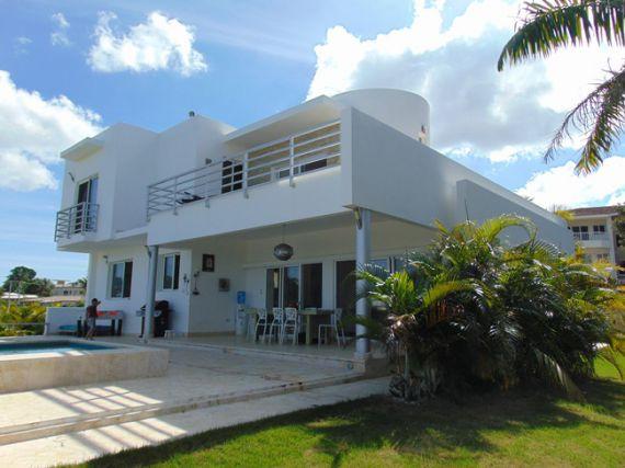 Вилла в Сосуа, Доминиканская Республика, 368 м2 - фото 1
