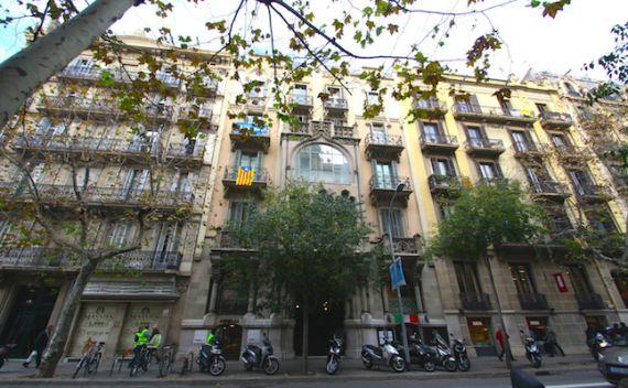 Апартаменты в Барселоне, Испания, 231 м2 - фото 1