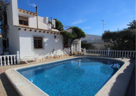 Дом в Ориуэла Коста, Испания, 163 м2 - фото 1