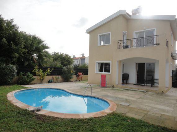 Вилла в Пафосе, Кипр, 385 м2 - фото 1