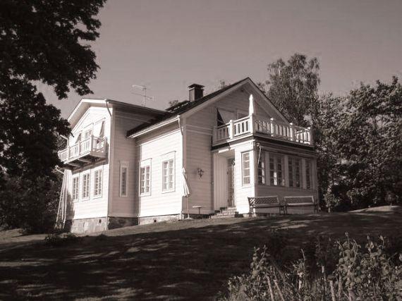 Поместье в Хельсинки, Финляндия, 520 м2 - фото 1