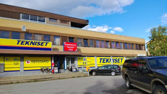 Отель, гостиница в Лиекса, Финляндия, 700 м2 - фото 1