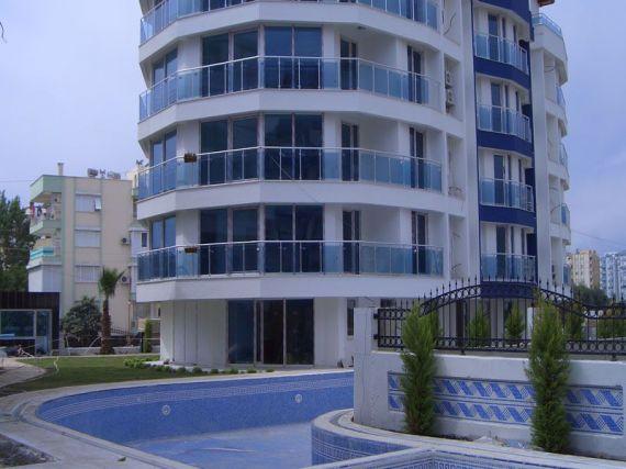 Квартира в Анталии, Турция, 30 м2 - фото 1